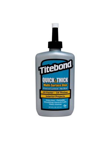 Тайтбонд Quick & Thick Multi-Surface Glue